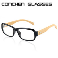 Hot sale high quality custom bamboo eyeglasses