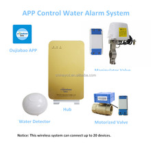 Shutoff Water Flood Stop detector with Free APP