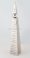 Cast Aluminum Decorative Al- Faisal Tower (Riyadh)
