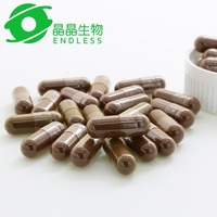 Top quality 100% pure and natural ganoderma lucidum extract capsules anti cancer medicine