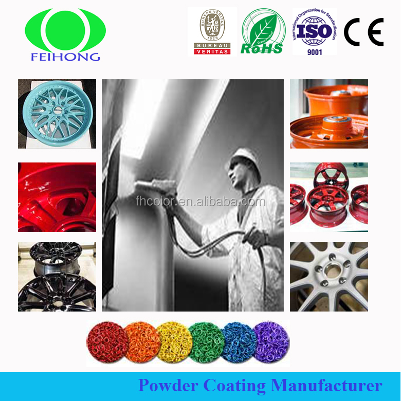 Low density Polyester varnishes compound metal powder for coatings