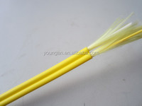 2 core fiber optic cable 3.0mm single-mode G652D