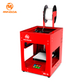 Best Price Widely Used FDM 3D Printing Machine MINGDA Small Size 160 x 160 x 160mm Easy Operation Mini Office Printer 3D