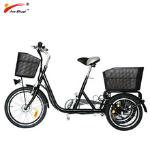 Electric Tricycle Adults,Adult Electric Tricycle Electric Cargo Trike (JSE501)