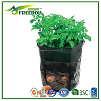 E Vegetables Grow Planting Bags Garden Balcony Potatoes Tomatoes in a Pot