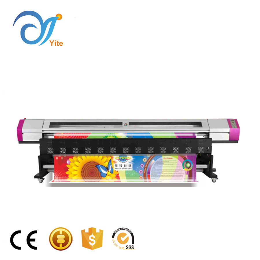 Best price 3212ld 3.2m galaxy UD-3212LD dx5 print head large format eco solvent printer