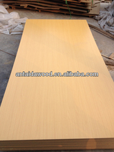18mm woodgrain melamine mdf