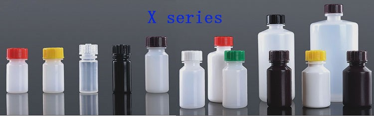 Online Shopping 60ml Wide Mouth Laboratory Plastic Reagent Bottle