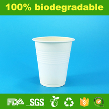 biodegradable cornstarch disposable cup 120ml Corn Starch Biodegradable Disposable coffee Cup