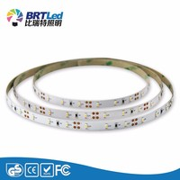 DC12V silicon coated led rgb strip lights waterproof led lights strip UL listed