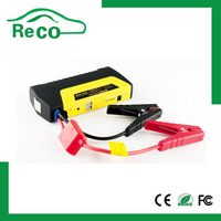 Car jump starter with air compressor,multi-functional car booster battery mini jump starter