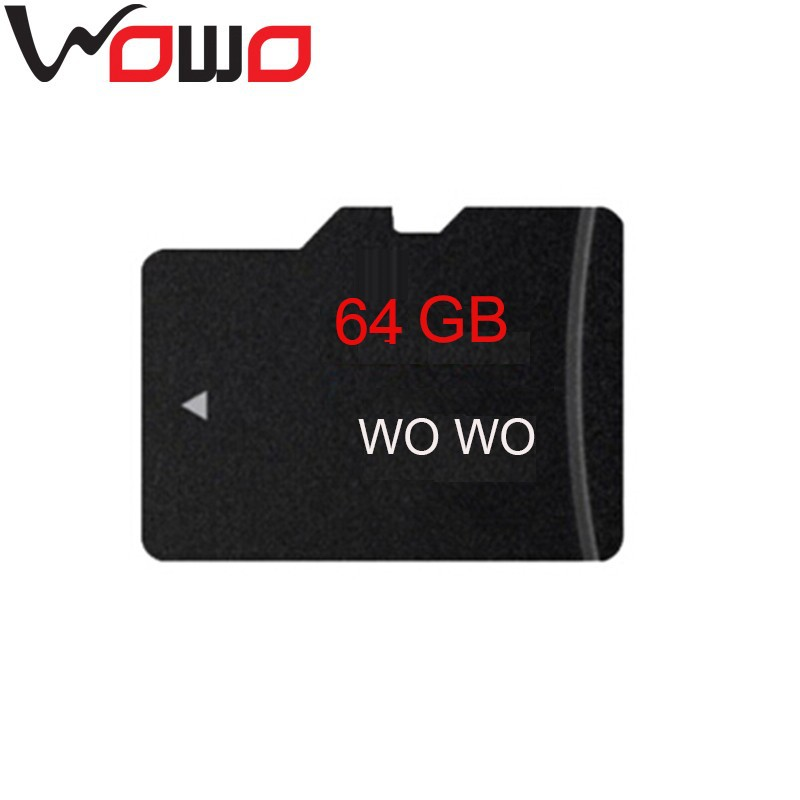 wholesale Full capacity TF Memory sd cards 64Gb class 10 China factory