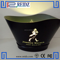 Hot selling led Ice bucket Aceylic ice bucket wholesale johnnie walker acrylic ice bucket cooler