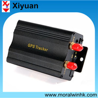 factory price gsm gps tracker for car with power cut off by sms