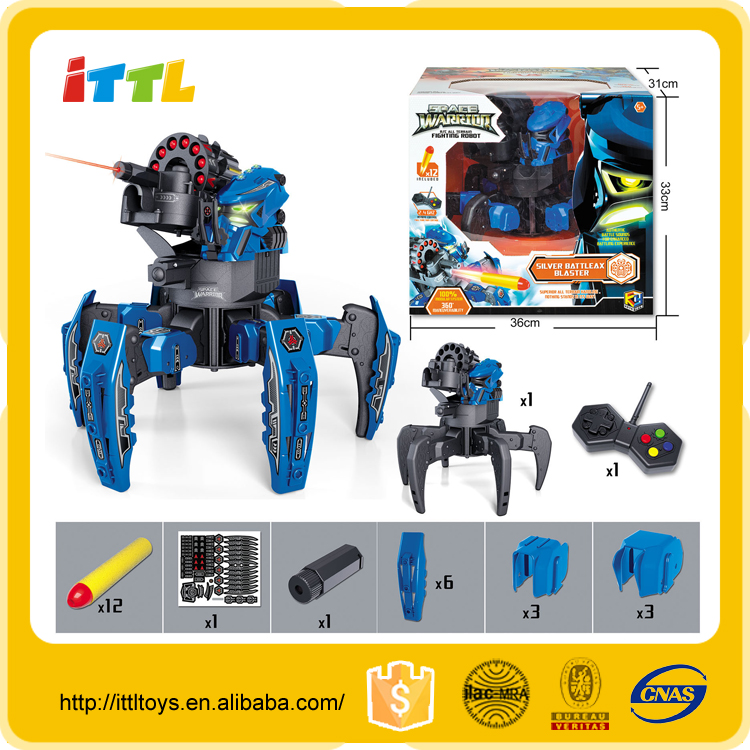 2016 Best selling remote control rc robot toy,newest robot for sale