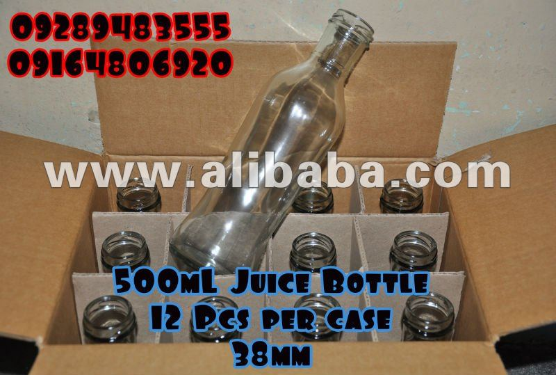 bottle for juice / beverage