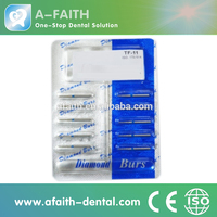 China Suppliers Dental diamond burs/Diamond dental burs