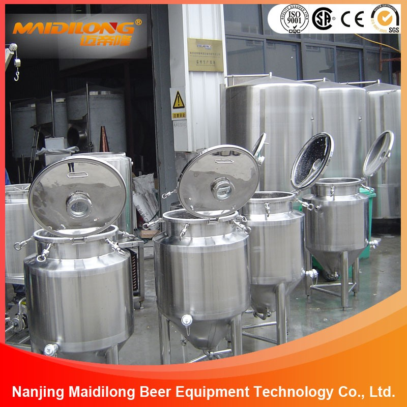50L Mini Home Use Brewery Set Beer for Sale