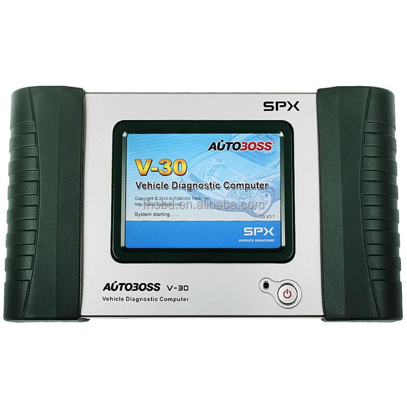 Top-Rated 100% Original AUTOBOSS V30 Vehicle Diagnostic Computer free update AUTOBOSS V30 Scanner tool for all cars