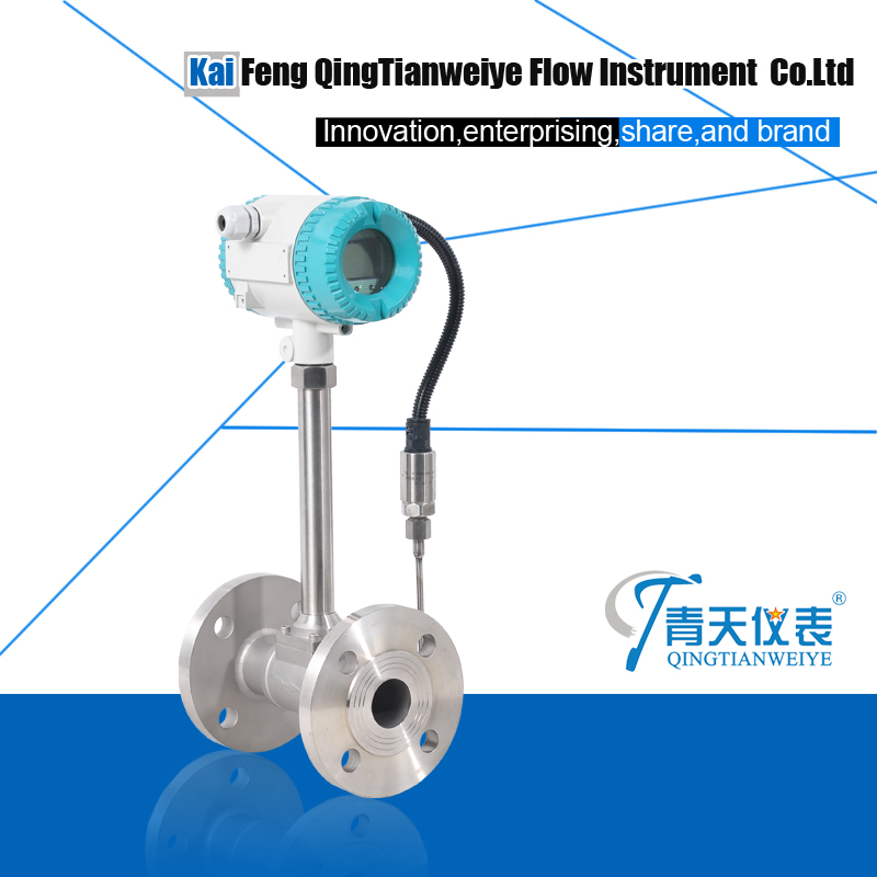 smart domestic gas flow meter