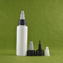 factory prices 30ml 60ml pe glue nail foil adhesive glue bottles essential oil bottle
