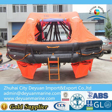 16 Man Davit-Launched Inflatable Life Raft