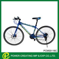 Fashion bule design cheap 26inch mountain bike