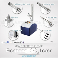 Powerful CO2 laser for surgical and medical treatment co2 laser skin renewing