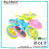 Colorful Wholesale children toys best fun spinning top game