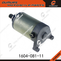 for motorcycle SUZUKI GN 125 125CC motorcycle starter motor with good quality sale