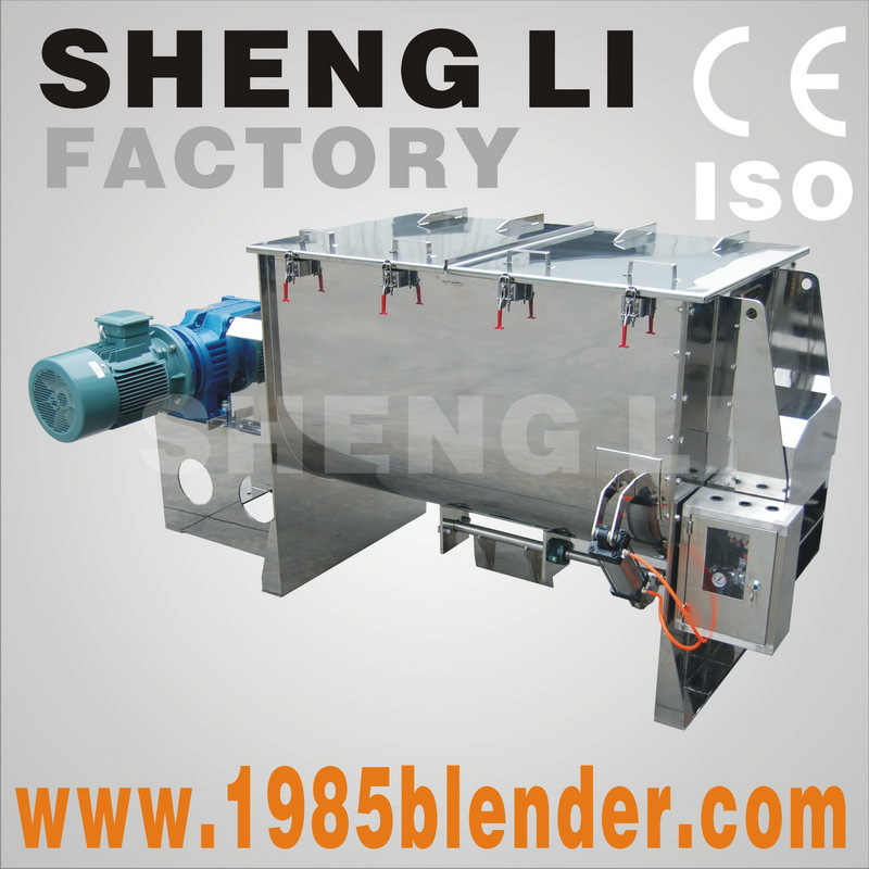 Horizontal U-Shaped Ribbon Mixer equipment