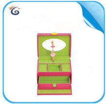 carousel music box for girlfriend gift package box high quality manufacturer