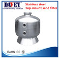 2017 davey good quality de pool filter stainless steel