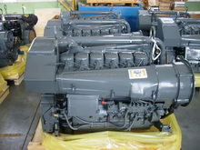 China air cooled 6 cylinders deutz bf6l913 engine