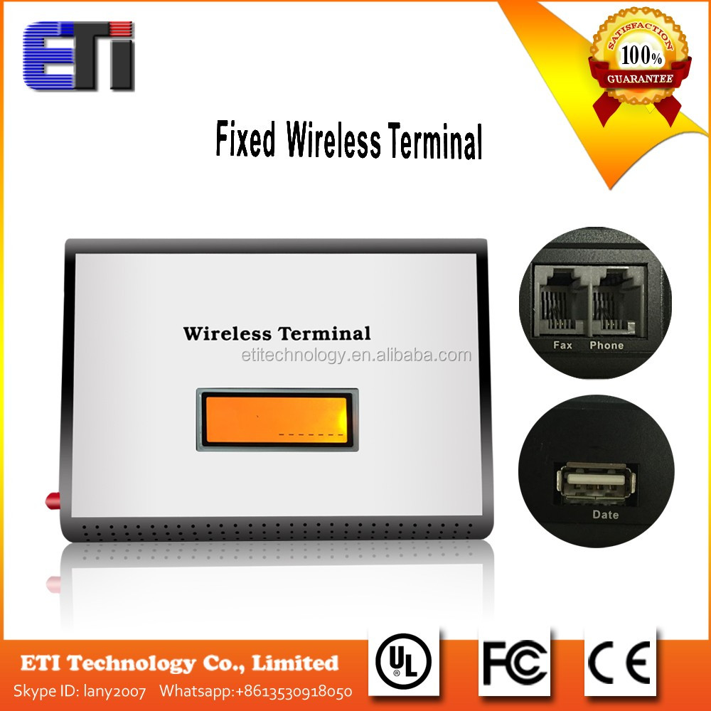 FAX GSM fixed cellular terminal fct