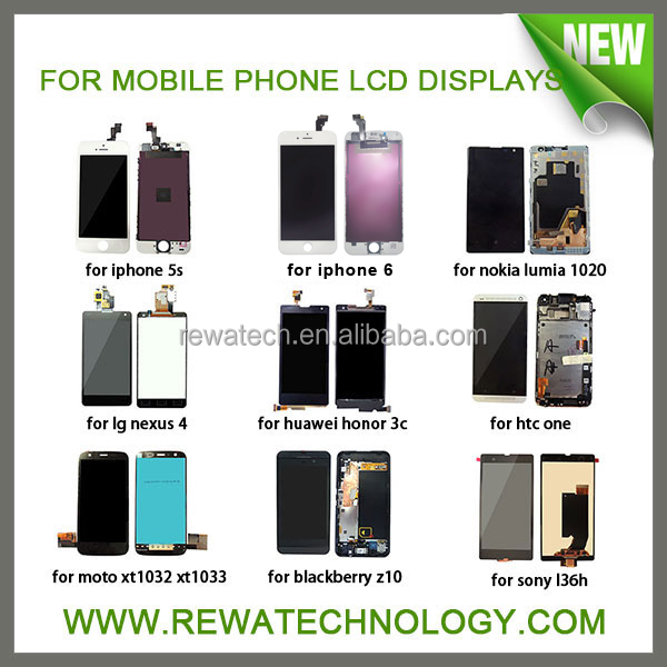 Mobile Phone Alibaba Supplier Cell Phone Touchscreen