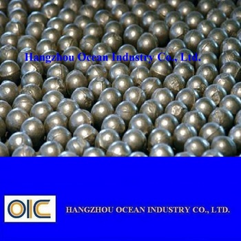 Forged Steel Ball Forged Steel Grinding Ball Casting Grinding Ball