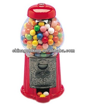 mini Gumball Candy Vending Machine candy dispenser