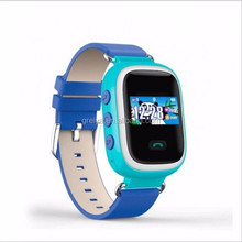 Wholesale Waterproof Sports Bracelet With Touch Screen moto 360 smart watch with GPS Tracker for Kids