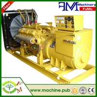 Reasonable price 4.5kva diesel electric generator