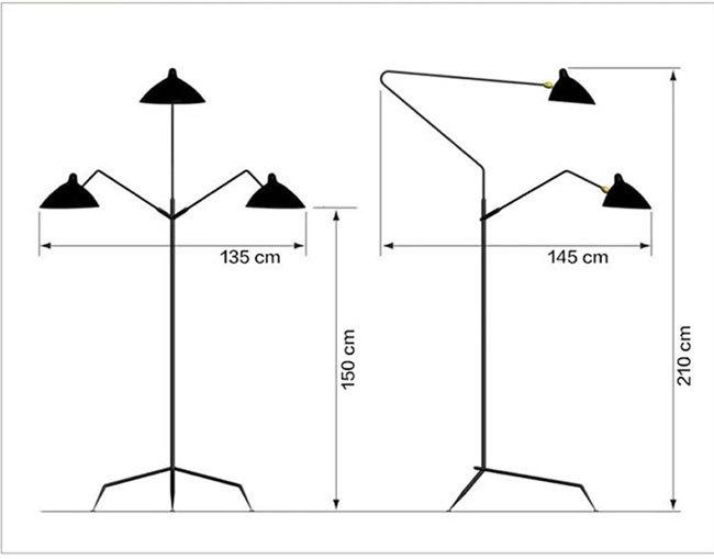 골동품 황동 크리스탈 층 lamping-플로어 램프 -상품 ID:60192319880 ...
