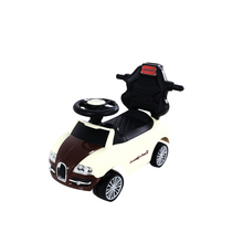 Special Design Logo Printed New Arrival Electric Swing Car