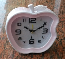 cheap apple shape kids alarm clock for children