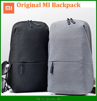 New Style Original Xiaomi Backpack For Men Women Small Size Shoulder Type Unisex Backpack Xiaomi Rucksack xiaomi sling bag
