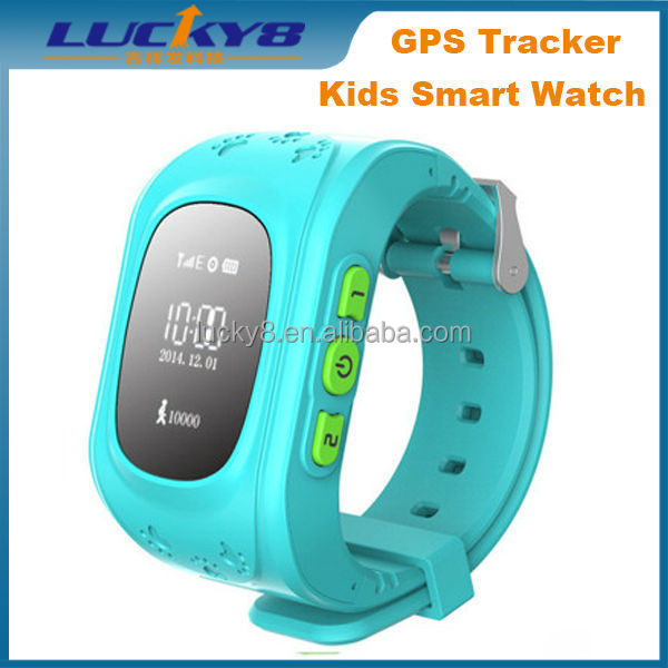 Best Sell Kids Cell Phone Watch, Kid Phone Wrist Watch, GPS Kids Tracker Watch keep Track of children