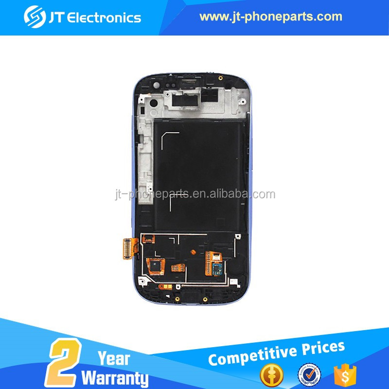 best price motherboard for galaxy s3 lcd with touch digitizer