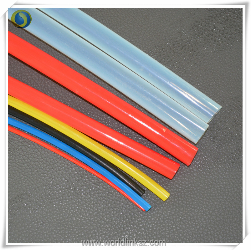 Factory Clear PTFE Heat Shrink Tube FEP heat shrinkable tubing