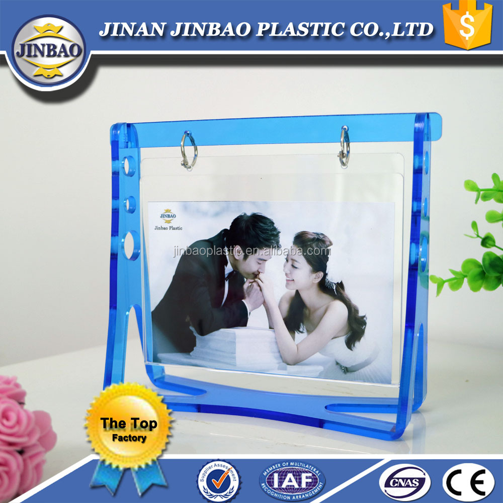 Jinbao pop acrylic sex digital photo frame video free download 7""
