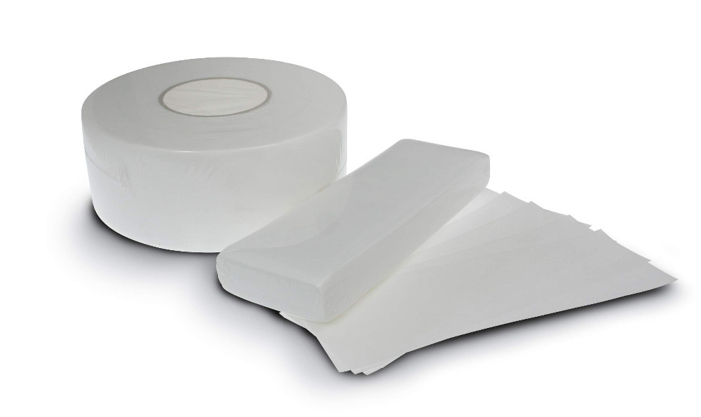 Disposable Nonwoven Epilation Rolls