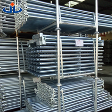 High-rise buildings patent hot dip galvanized ringlock scaffolding system